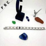 Spätester Armband-Mode-Edelstahl-keramisches Schmucksache-Armband für Frauen