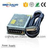 Galvo блока развертки лазера апертуры Js2807 Sino Galvo сетноой-аналогов 16mm Input для автомата для резки лазера