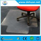 Couvre-tapis imperméable à l'eau de protecteur de tapis de PVC/couvre-tapis d'étage pour des présidences de bureau