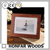 Frame van de Foto van Afrika Padouk het Stevige Houten voor de Decoratie van het Hotel