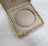 Kundenspezifisches Form-hölzernes Glockengeläut-Halsketten-Schmucksache-Geschenk-verpackenkasten