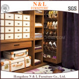 Шкаф горячей мебели спальни надувательства деревянный