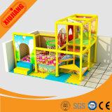 Спортивная площадка крытых напольных малышей передвижная с мягкой прокладкой