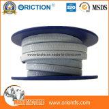 Hochtemperaturwiderstand-Ventilschaft, der Acryl-PTFE Verpackungs-Ventilschaft-Dichtungs-Komprimierung-Verpackung packt