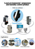Vente en usine Peltier Air Conditioner 100W Peltier Air Conditioner Cooling