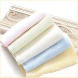 Terry-/Terry-Velour-Ebenen-Farben-Baumwollgesichts-Tuch 100%