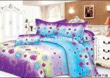 中国Suppilerのホーム織物大型ポリエステルカスタムプリント羽毛布団カバー多彩で安い寝具一定T/C 50/50