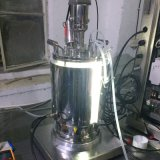 5개 리터 가벼운 Fermenters (유리 용해로)