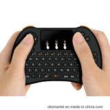 беспроволочная клавиатура клавиатуры H9 мыши мухы 2.4G миниая беспроволочная для Samsung франтовского TV