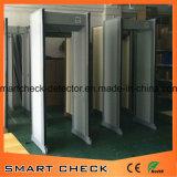 33 зоны безопасности металлодетектор Пройдите через металлодетектор