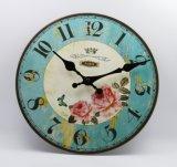 Оптовые дешевые домашние часы стены украшения с Multi рамкой фотоего