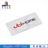 Tarjeta elegante modificada para requisitos particulares del PVC RFID de la pantalla de seda del color