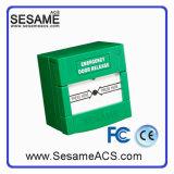 Botão de soltar de saída de emergência reinicializável (SACP22G)