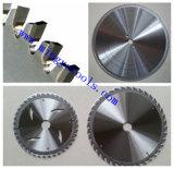 Het carbide tipte het CirkelTct Blad van de Zaag Sharpenning voor Houten Knipsel
