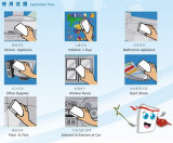 Изготовление Китая пены губки белого цвета губки чистки волшебное