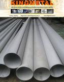 Pipe soudée par Od141.3mm d'acier inoxydable d'A249 TP304L pour l'échangeur de chaleur