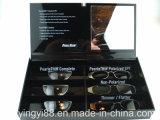 Fábrica de acrílico de Shenzhen del escaparate de las gafas de sol de la alta calidad