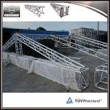Equipo de aluminio del braguero de la azotea de la etapa del concierto del precio de fábrica