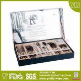 Coltelleria dell'acciaio inossidabile di alta qualità con la doratura elettrolitica