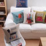 Cuscino decorativo del cotone poco costoso del poliestere del fornitore per all'aperto