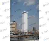 Antena decorativa da torre Telecom do embelezamento