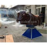 Vergnügungspark-Bull-Fahrt, gehende Tier-Fahrt für Verkauf (DJ8798kgd)