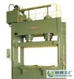 Boa qualidade e maquinaria fria da imprensa da melhor madeira compensada do preço
