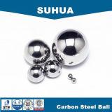 Bola de acero con poco carbono de la alta precisión 1/4 '' para la venta
