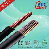 Cable de cobre trenzado de Thw