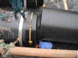 Joint en plastique de soudure par fusion de connexion de pipe électro