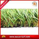 정원을%s 장식적인 정원사 노릇을 하는 합성 인공적인 뗏장 가짜 잔디