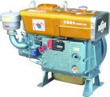 Zs1100 scelgono il motore diesel agricolo del cilindro