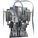 Máquina que capsula de etiquetado de relleno semiautomática para la máquina de rellenar