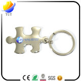 La catena chiave del metallo di stampa di modo