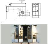 Abridor articulado dobro articulado vertical das portas do abridor da porta