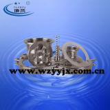 Het Sanitaire Roestvrij staal van de Klep van de Controle van Triclamp