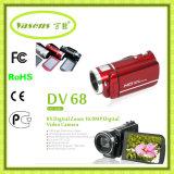 Камера цифров DV для цвета черноты экспорта