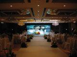 P3 Die Casting Gabinete de alumínio Grande tela LED interior