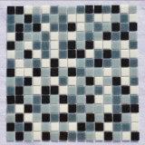 Mosaico de cristal azul de Foshan de la alta calidad para la piscina
