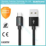 1m/2m/3m/5m schnelles aufladendaten Mikro-USB-Kabel für iPhone/Samsung