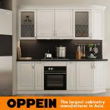 Oppein Europa Art-weiße Küche-Schrank-kleine Küche-Möbel (OP16-PVC07)