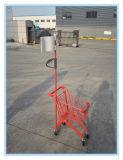 Qualitäts-Supermarkt-Einkaufen-Laufkatze für 5 Jahre alte Kind-