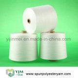 hilados de polyester 50s/2/3 en el poliester 100% para el hilo de coser