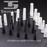 Type en nylon spiralé approuvé des presse-étoupe de câble de la CE M
