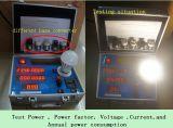 2016의 새로운 AC 럭스 힘 미터---(도움이 되는) 럭스 검사자가 점화한다 LED에 의하여 CFL는