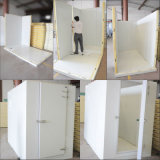 PU Panel Cold Room with Hinged Door/Fruits Cold Storage
