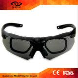 군 주문 개인 상표 총격사건 눈 유리 2016는 남자를 위한 명확성 야시 안경을 반대로 긁는다