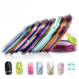 Rolls Striping Tape Ligne Nail Line Art Décoration Autocollant