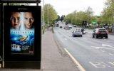 55 Zoll-wasserdichter Standplatz LCD im Freienbekanntmachennoten-Kiosk