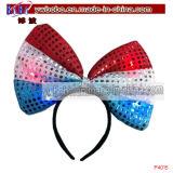 Articles de fête Bandes de bande de cheveux d'arc Costumes de cosplay de fête (P4013)